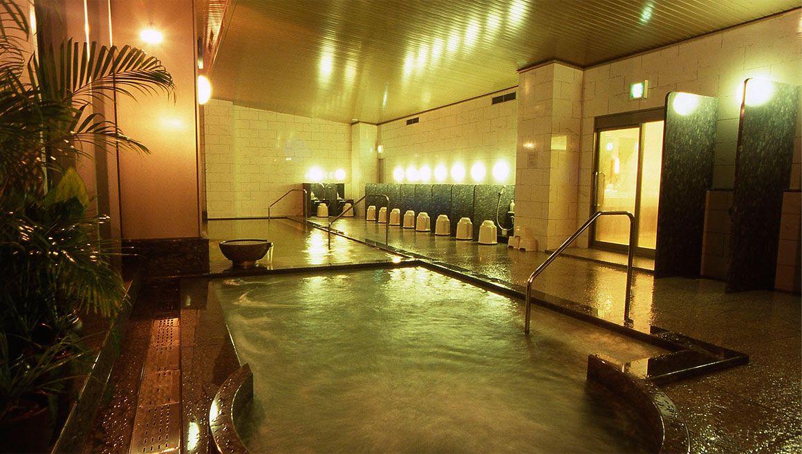 なんと!大浴場併設♪ホテル京阪ユニバーサル・タワー